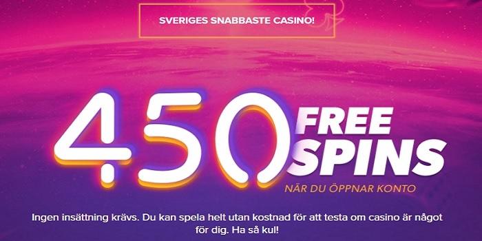 iGame ger 450 free spins utan krav på insättning