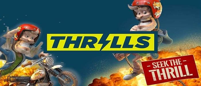 10 omsättningsfria free spins hos Thrills och bra bonus